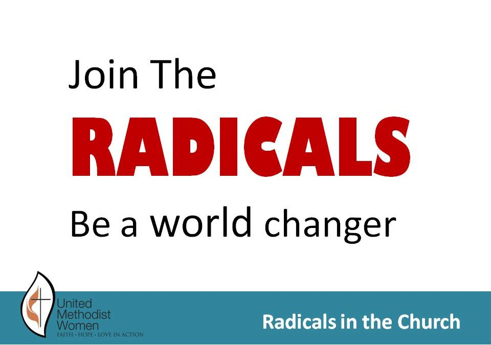 Radicals in our Church