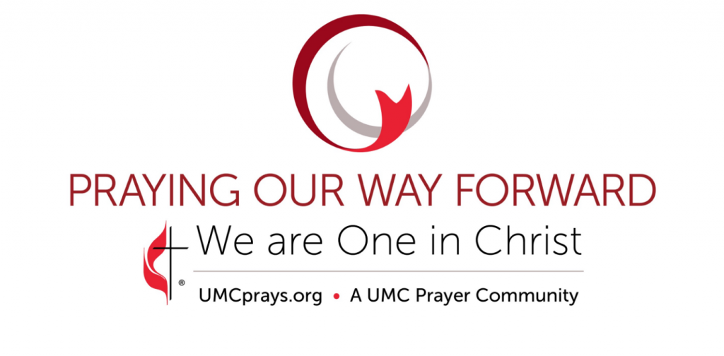 JOIN US IN PRAYER:  Praying Our Way Forward