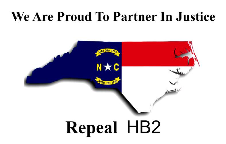 Stand for Justice, Resist HB2