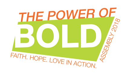 Logo - The Power of Bold - Assembly 2018